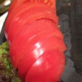 冷やしトマト(炭屋五兵衛 和泉多摩川店 )
