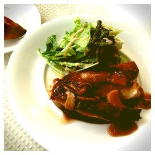 赤魚のポン酢おろしソース(ビストロ キフキフ (kif-kif))