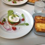 Brioche French Toast Brunch(マーサーブランチ (MERCER BRUNCH))