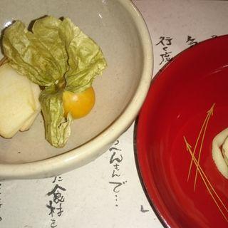 おまかせ料理12月(ようしん )