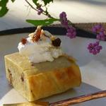 金時芋のチーズケーキ