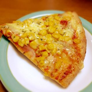 コーンピザ(パン・デ・ソイア (pane de soia)移転前の店舗情報です。新しい店舗はパン・デ・ソイア(pane de soia)をご参照ください。)