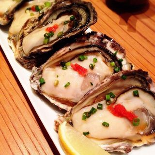 岩牡蠣(恵比寿魚金)