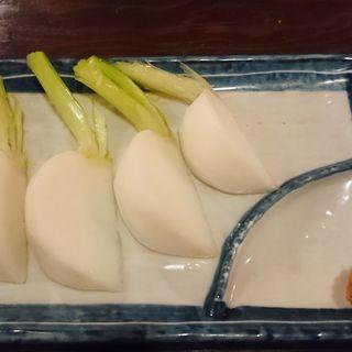 味噌かぶ(紅とん 四ツ谷三丁目店 )