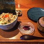 ホロホロ丼(江ノ島小屋)
