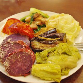 野菜の前菜(ラファリーナ )