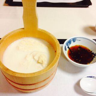 ゆば桶膳「花」(京懐石とゆば料理 松山閣 (しょうざんかく))