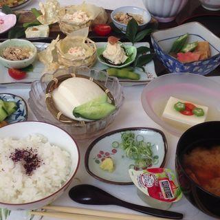 豆腐コース(う〜やん亭)