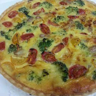 夏野菜のキッシュ(トラットリア エッセ (TRATTORIA ESSE))