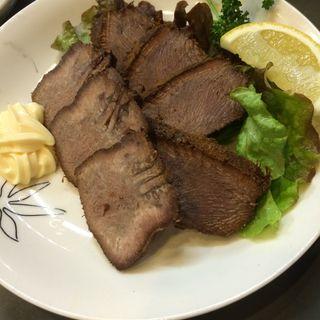 牛タンの煮込み(富鶴 (とみづる))