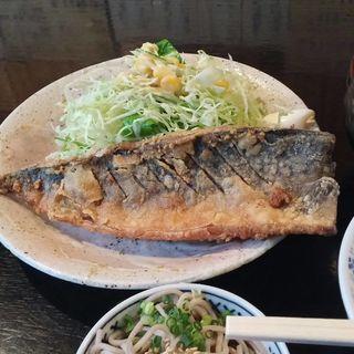 さばの竜田揚げ(魚目)
