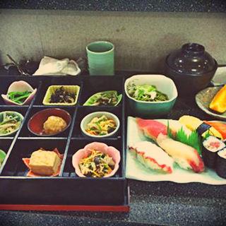 寿司ランチ(食文化 広喜 (こうき))