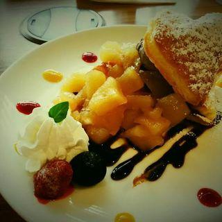 アップルパイ(サンセットロースターコーヒー)