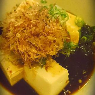 伊勢豆腐(おかん )
