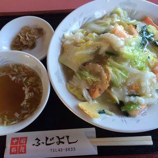 中華飯(中華料理 ふじよし)