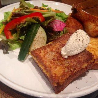 French Toast Plate(グリップ タバーン (GRIP TAVERN))