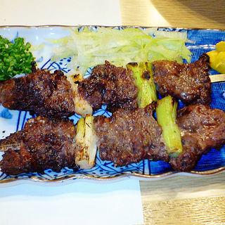 桜肉串焼き(1本)(桜なべ 中江 (ナカエ))