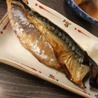 鯖の塩焼き(酒屋の酒場 (さかやのさかば))
