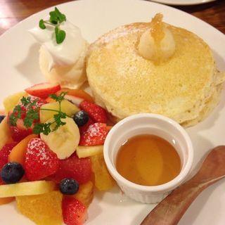 ハニーハントパンケーキ♡(Honey Hunt Café )