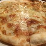 コルゴンゾーラのピッツァ