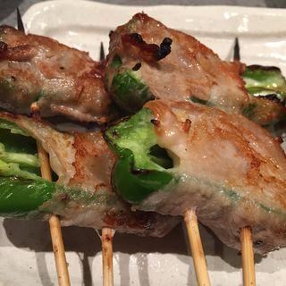 ピー肉チーズ(串タロー 本店 (くしたろー))