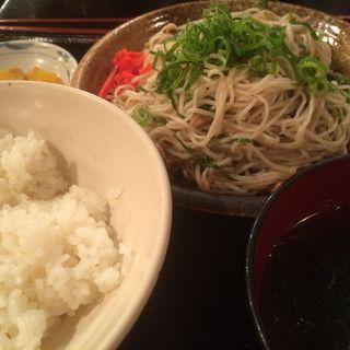 ソーメンチャンプルー定食(居酒屋おもろ なんばCITY店 )