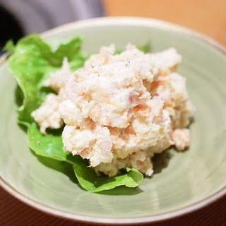 ポテトサラダ(博多もつ鍋 蟻月 恵比寿)