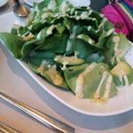 レタスとアボガドのサラダ(ディナー)