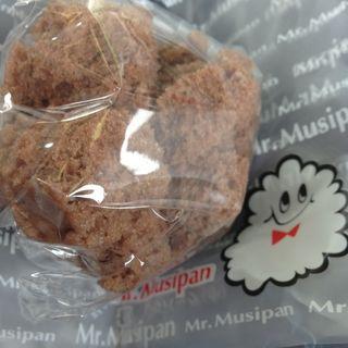 チョコ蒸しパン(ミスタームシパン)