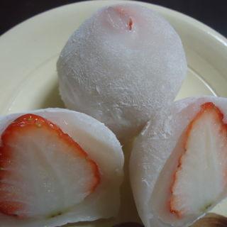 いちご大福(長五郎餅)