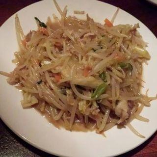肉野菜炒め(炭火焼 火炉)