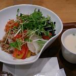 八品目野菜の十穀米ビビンバ(Vegeけなりぃ ecute品川South店 (ベジケナリイ))