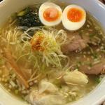 ひるがお塩ラーメン(ひるがお 東京駅店 )