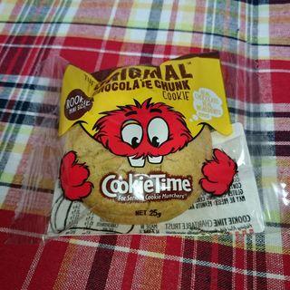 チョコチャンククッキー ミニサイズ(お土産用)(クッキータイム 原宿店 (Cookie Time))