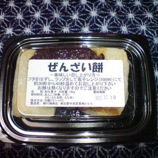 ぜんざい餅(カワウメ (KAWAUME 川梅商店))