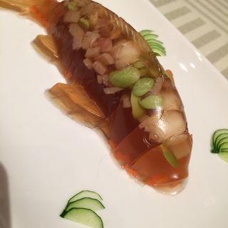 春魚肉皮凍(涵梅舫)