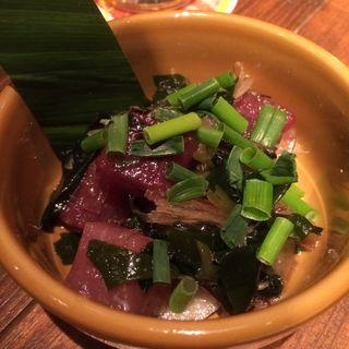 アヒポキ(ALOHA TABLE Kyobashi)