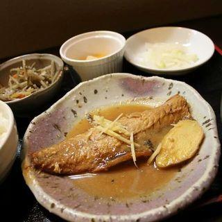 鯖の味噌煮(宮のバル)