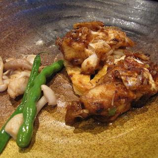 牡蠣のOX醤ソテー(中国料理 カリュウ (かりゅう Karyu))