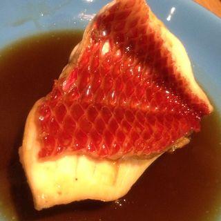 煮つけ定食(魚とし (ウオトシ))