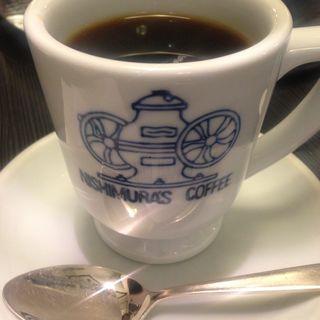 にしむらオリジナルブレンドコーヒー(神戸にしむら珈琲店 御影店 (コウベニシムラコーヒーテン))