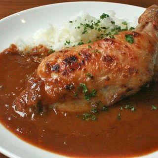 チキンカレー(りべるた食堂 )