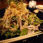 ヴェトナム風サラダ