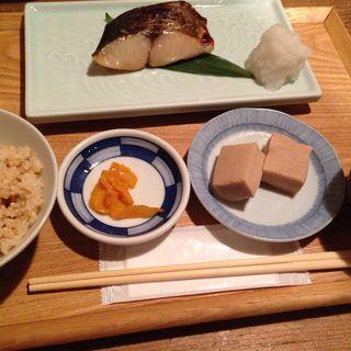 鰆の西京焼き(葱や平吉 自由が丘店 (ねぎやへいきち))