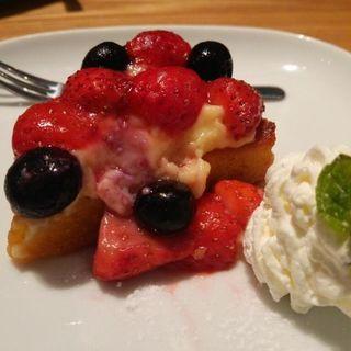 ベリーのタルト(リナトキッチン (rinato kitchen))