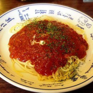 スパゲティミートソース(カフェ・ラ・セゾン )