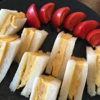 卵サンドセット(雪ノ下工房 )