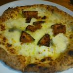 日替わりランチピザ (かぼちゃとゴルゴンゾーラ)