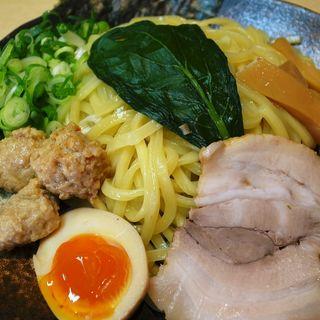 「山勝つけ麺」200g(山勝麺三)