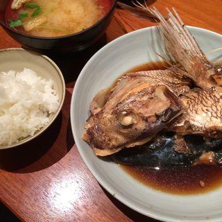 煮魚御膳(銀平 北新地店 (ぎんぺい))